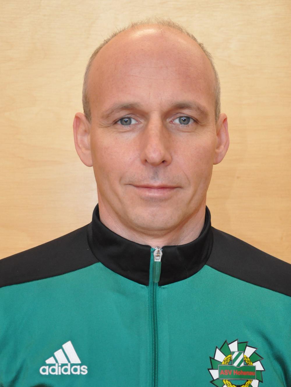 Reinhard Gruber - Co Trainer