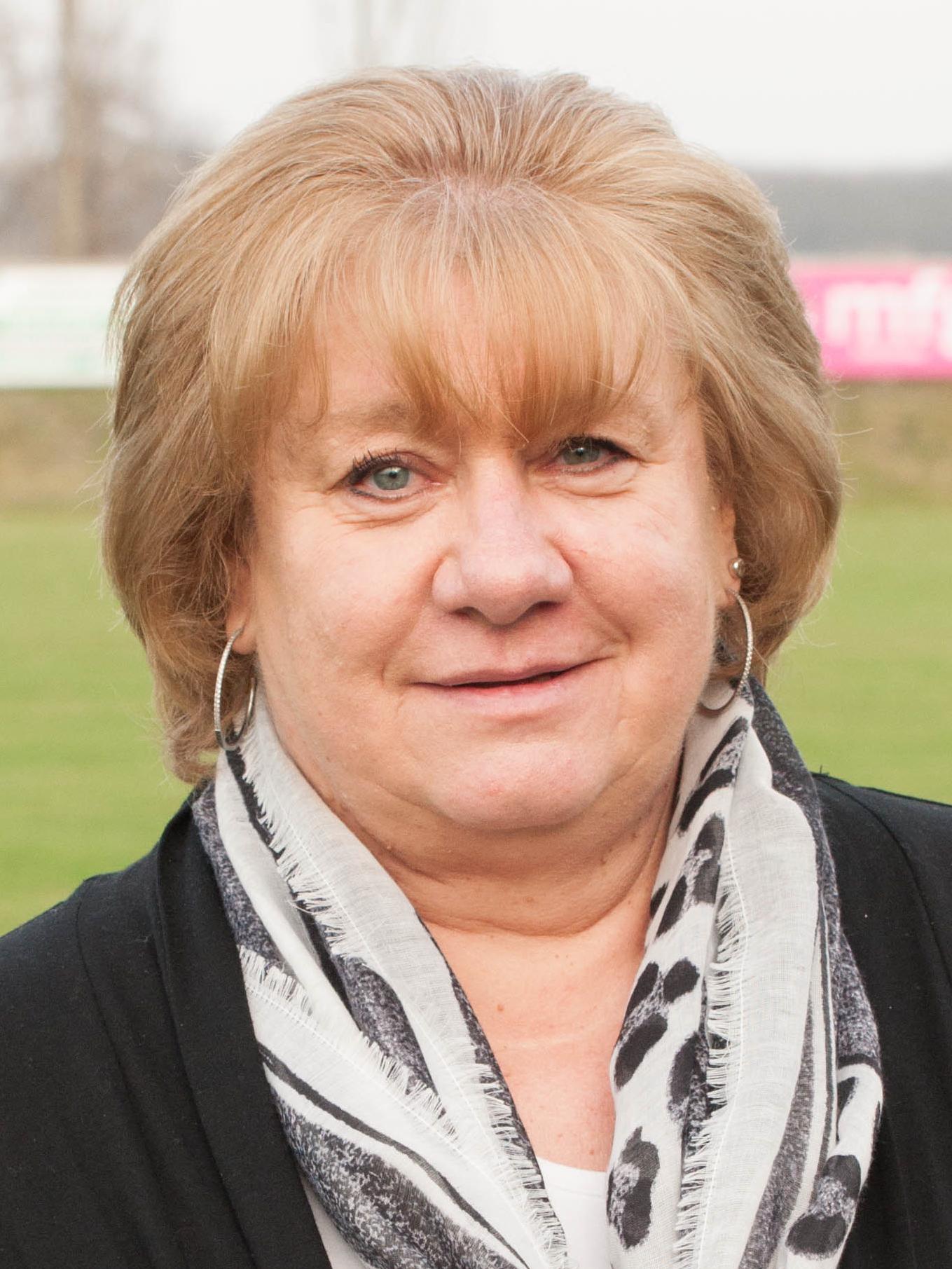 Sigrid Drabek - Kassier