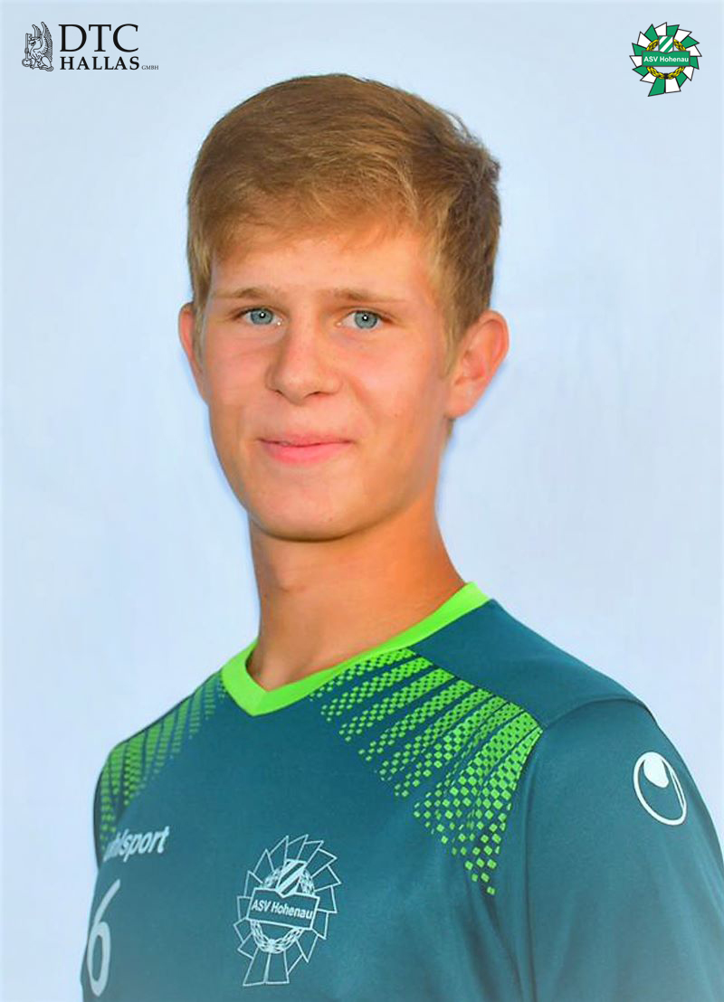 Niklas Maier | 8 | Verteidigung